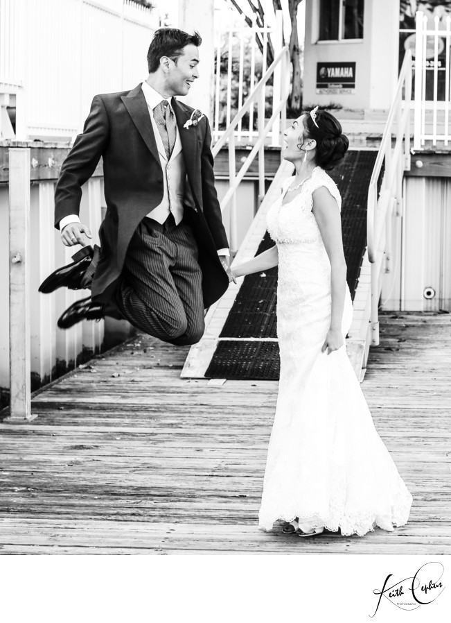 Marina Shores Virginia Beach wedding photographer