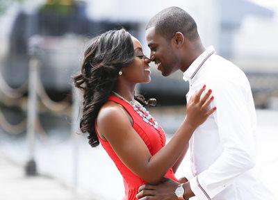 Nigerian engagement and wedding photographer