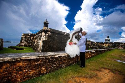 LaConcha destination wedding photographer