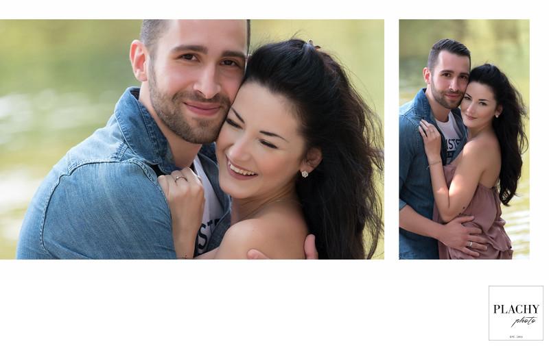 Portraiture Photographer capture Love Story in Vienna