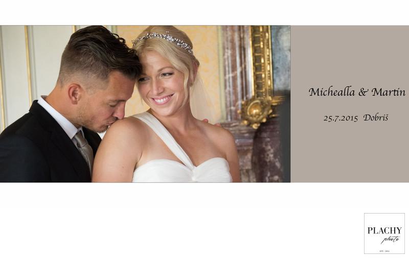 Wedding Photographer at Chateau Dobris Czech Republic