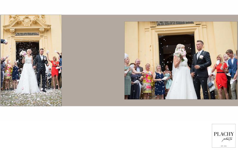 Luxury Wedding Celebrations at Chateau Dobris