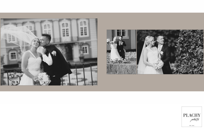 Best Wedding Photographer in Prague and  Chateau Dobris