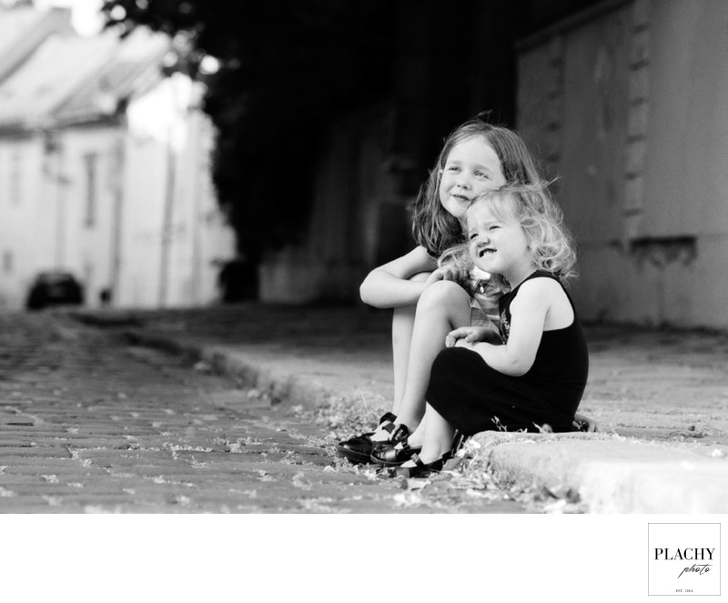Street Family Photography in Vienna