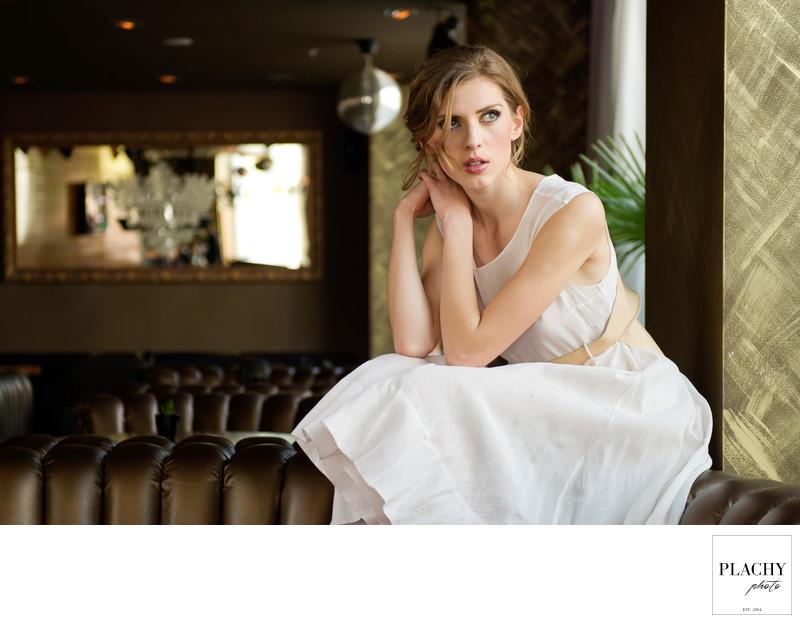 Woman Fashion Portrait Photography