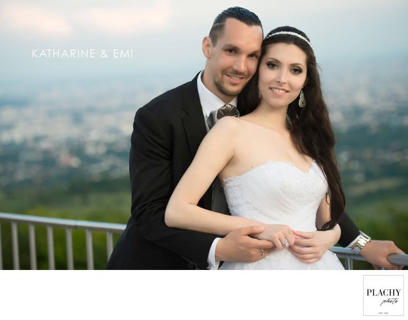 luxury wedding photography in Vienna, Austria