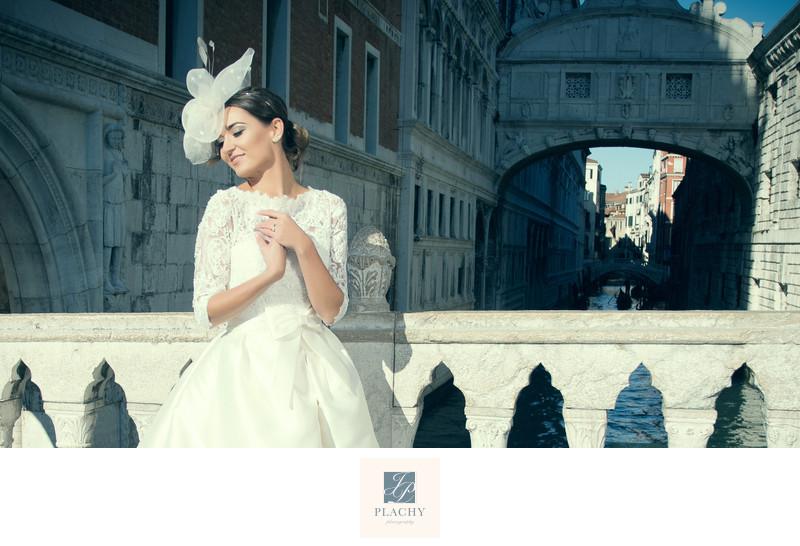 Wedding Photography at Hotel Danieli Venice