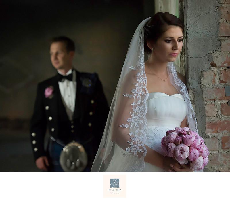 Wedding Photographs at Park Hotel Hyatt Vienna Austria