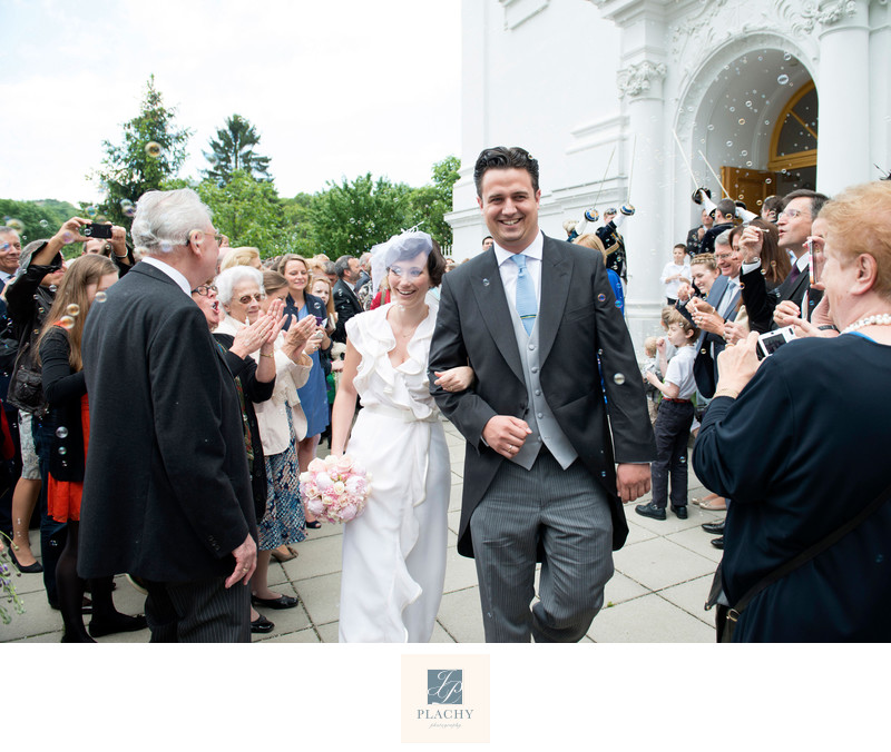 Wedding Ceremony in Vienna Austria