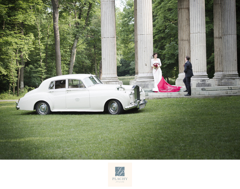 Portrait Wedding Photography Bride and Groom-Salzburg