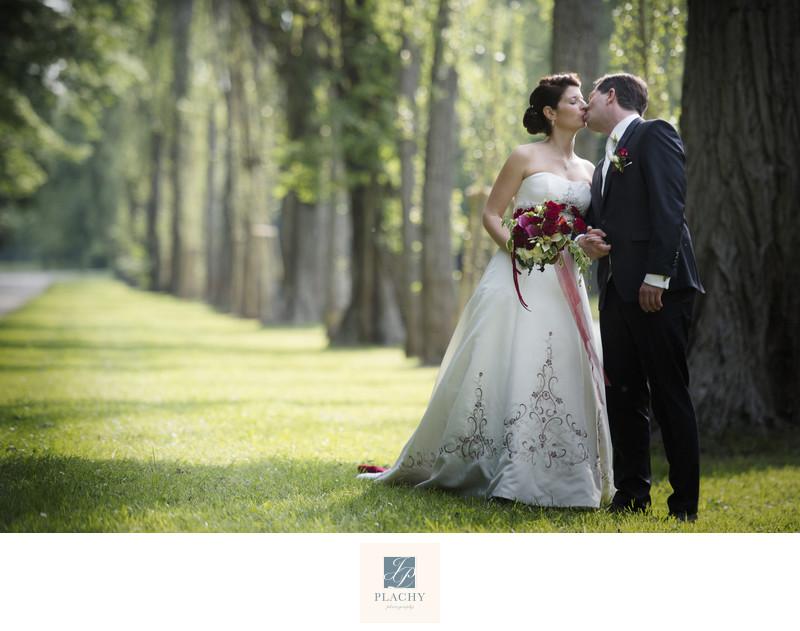 Wedding Garden Photography in Salzburg-Jan Plachy