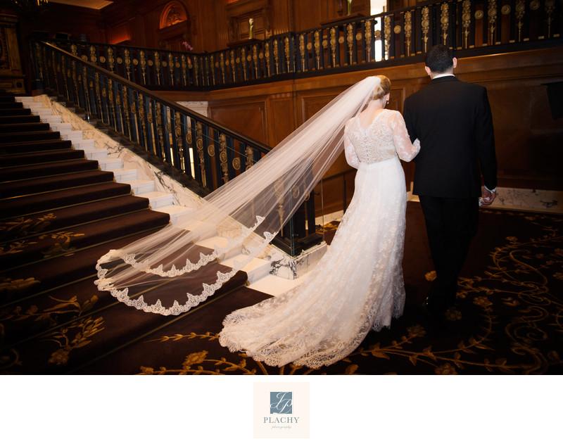 Wedding in hotel Park Hyatt Vienna captured Jan Plachy