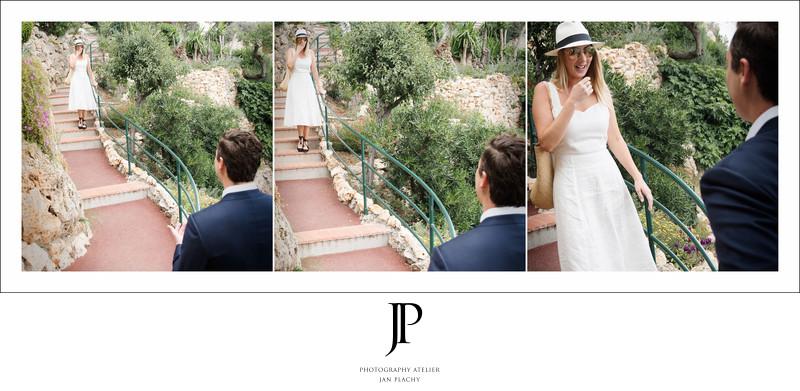 Monaco Marriage Proposal captured wedding photographer