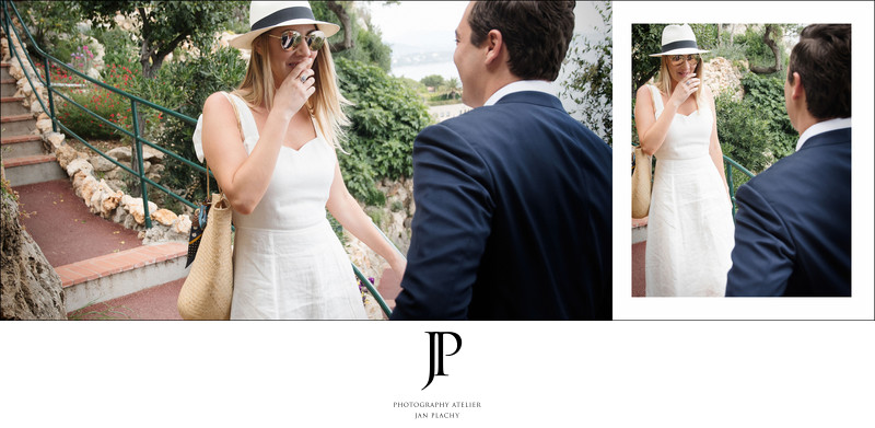 Monte Carlo Marriage Proposal  Monaco Jan Plachy photo