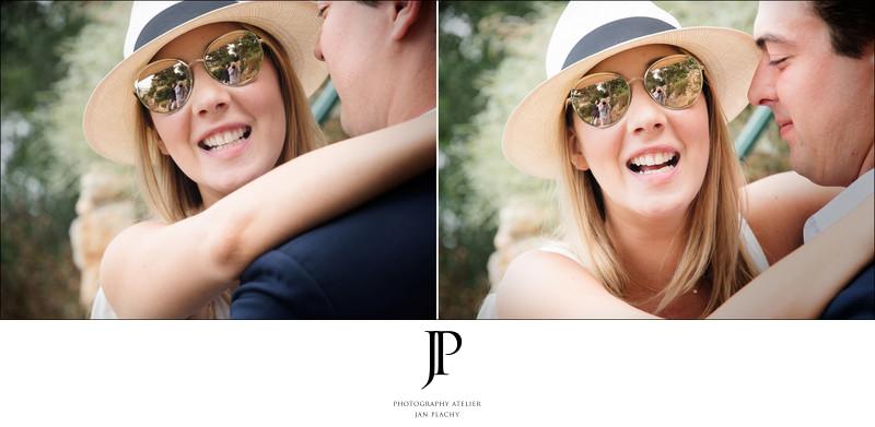 Wedding Photographer  Monaco captured marriage proposal