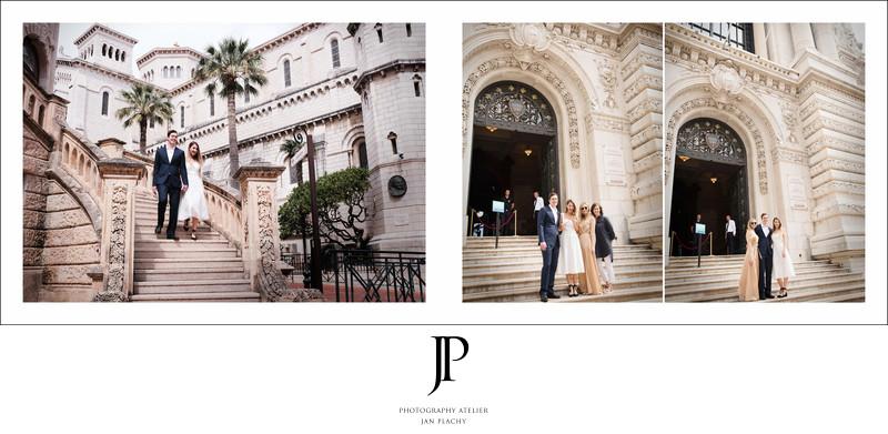 Hotel De Paris, Monte Carlo Wedding Photographer Plachy