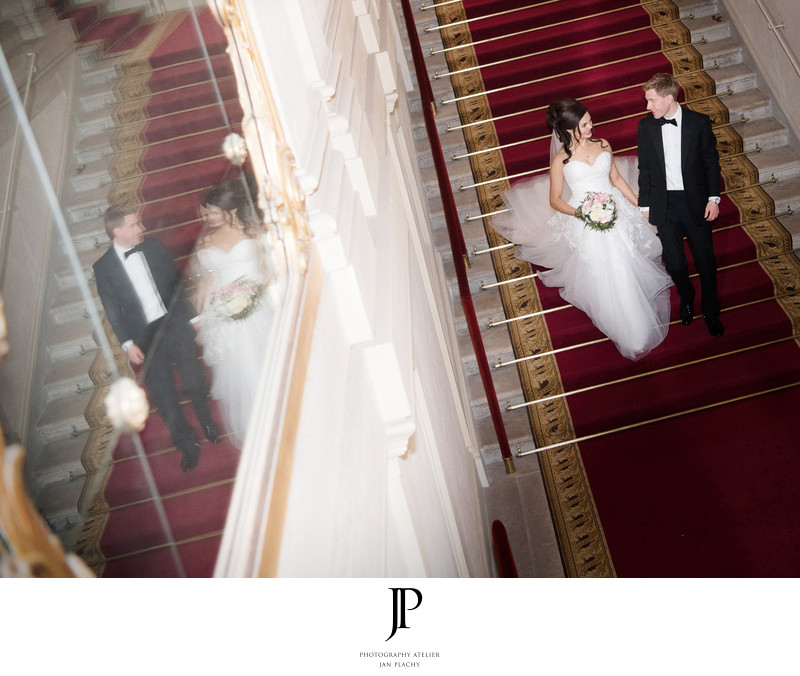 Wedding Photography by Jan Plachy palace Kinsky