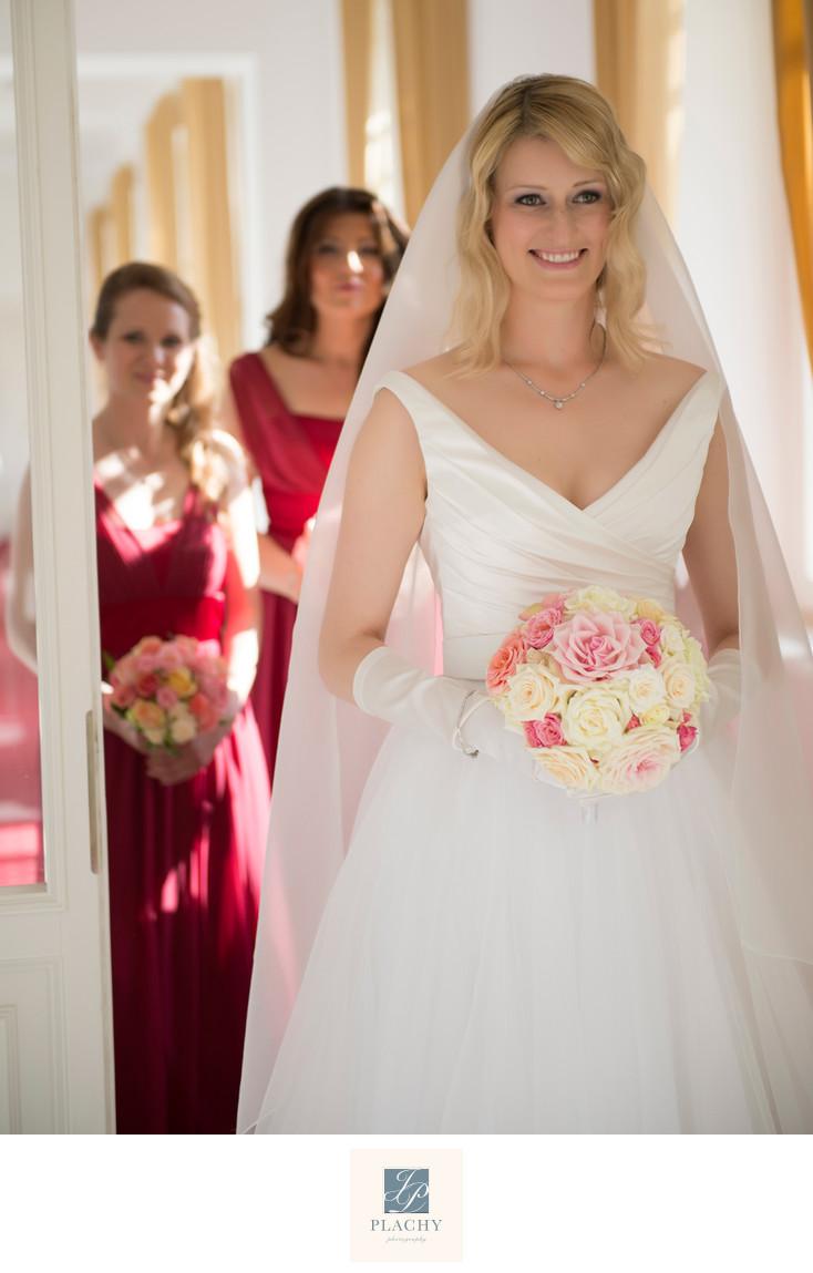 Wedding Photographs at Hotel Danieli Venice