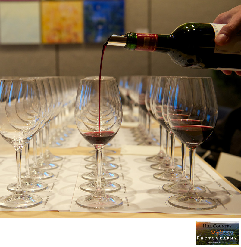 Wine tasting Four Seasons Restaurant New York Manhattan