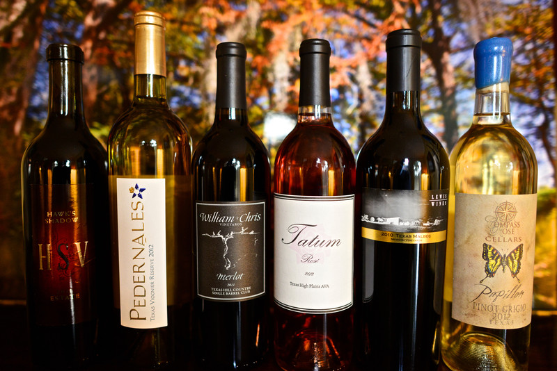 Texas Wine Best Bottles of 2014 by Wine Marketing Guide