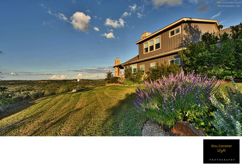 Estate Home with incredible views, south of Fredericksburg