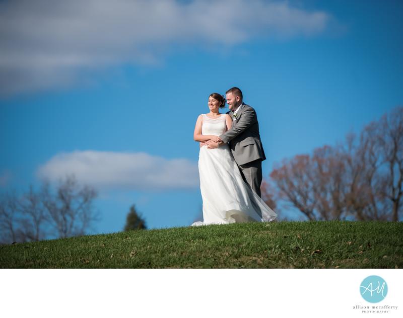 George School Newtown Wedding Photos