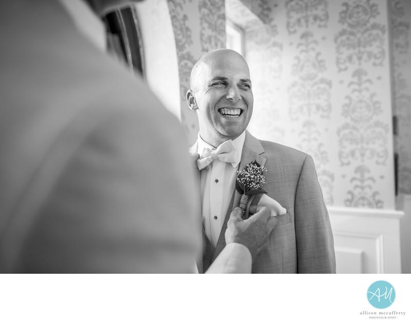 Clarks Landing Yacht Club Wedding Photos