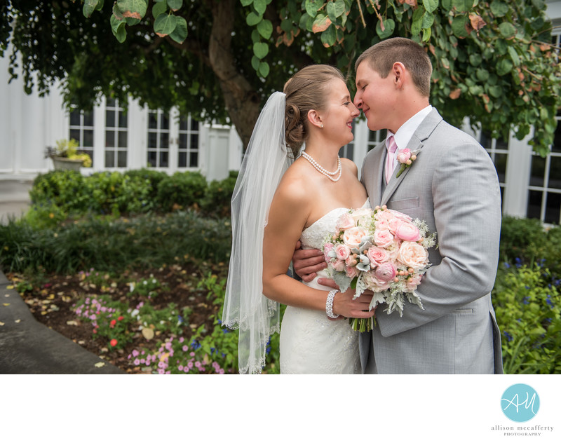 Deerfield golf club wedding