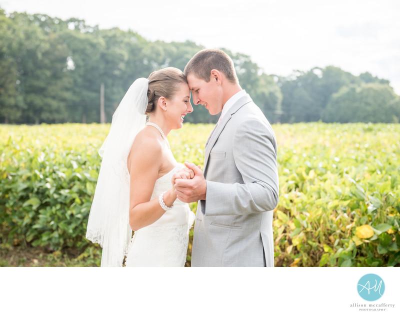 Top Newark DE Wedding photographer