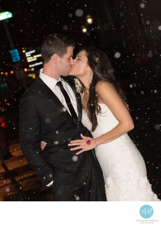 Winter Weddings in Philadelphia
