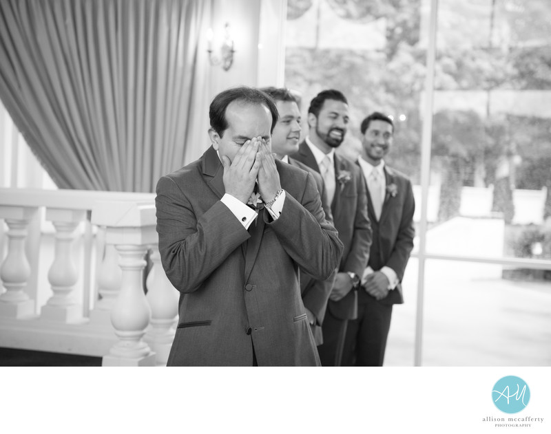 The Mansion Voorhees wedding photos