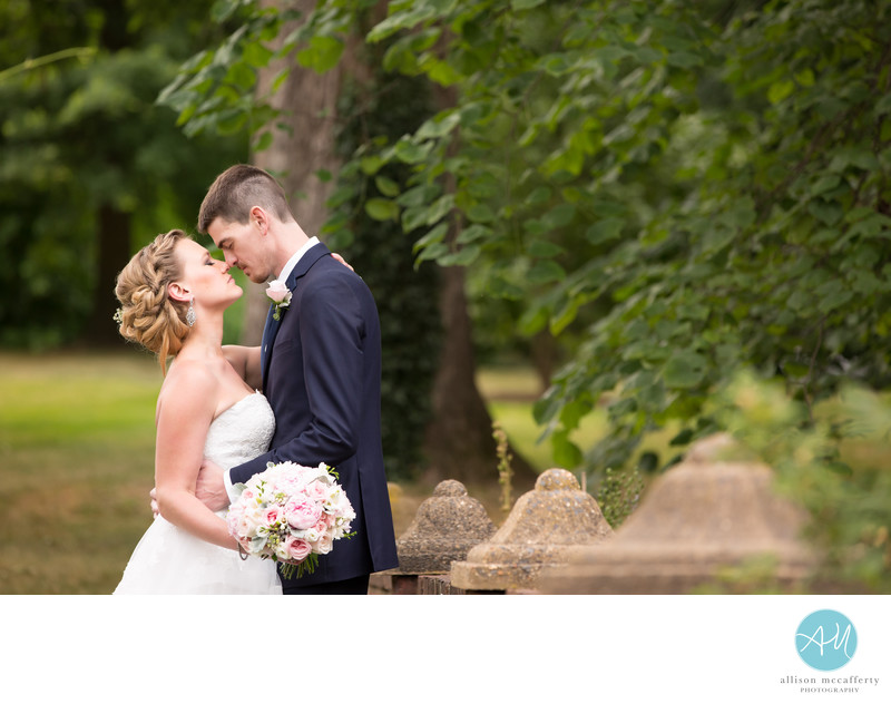 Wedding photography at Aldie Mansion