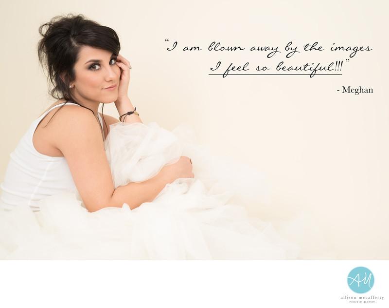 South Jersey Bridal Boudoir Photographer