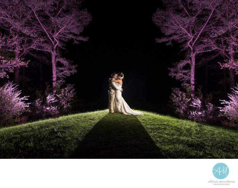 Greate Bay Golf Club Wedding Photo