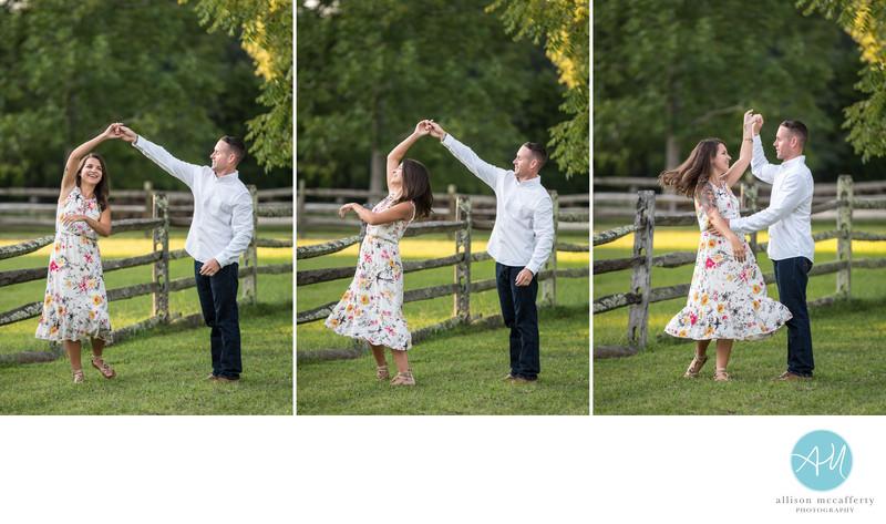 Best NJ Engagement Photographers