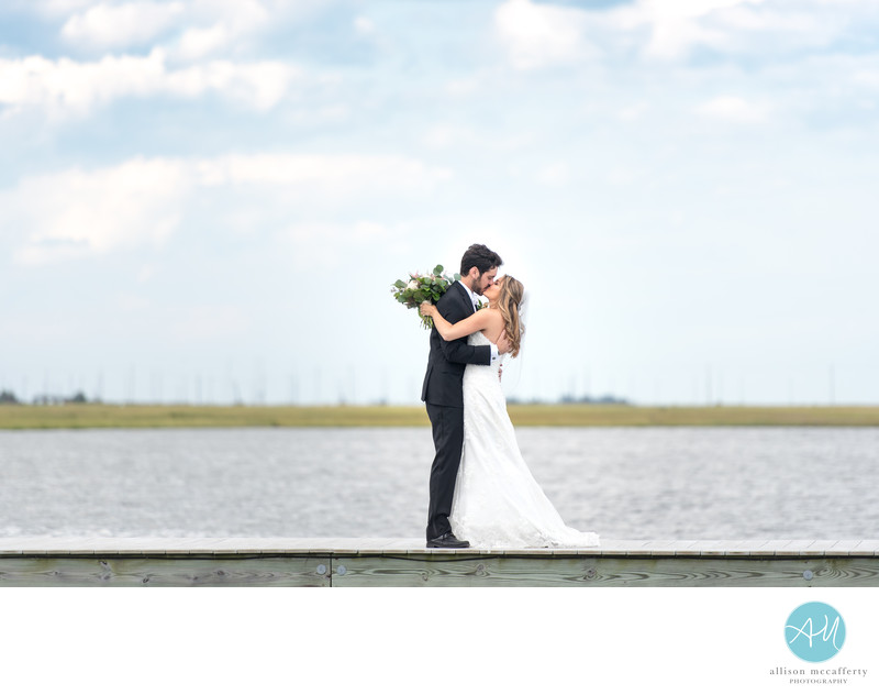 Mallard Island Yacht Club Wedding Pictures
