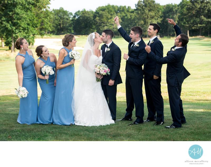 Weddings at Running Deer Golf