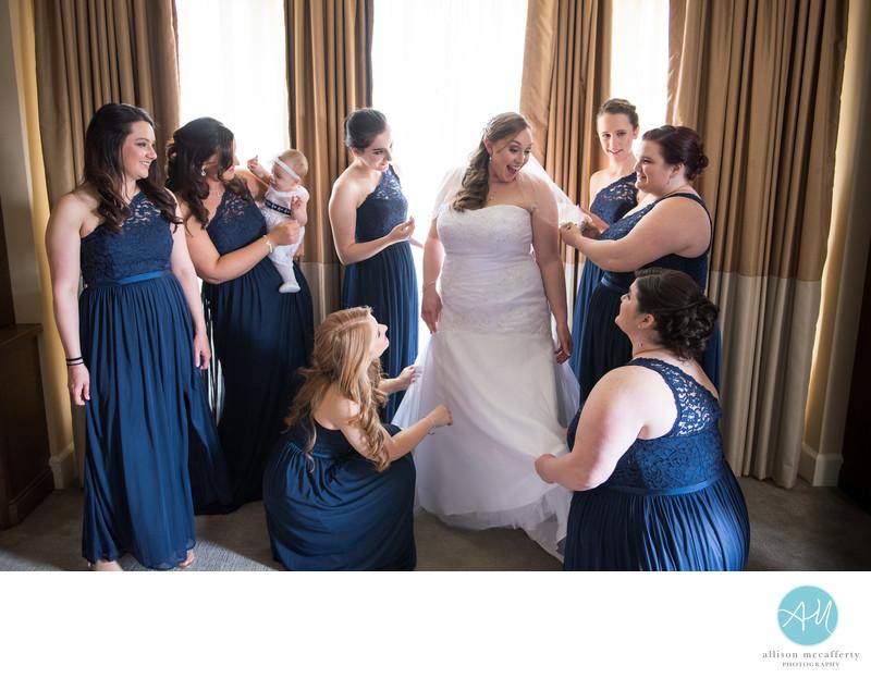 Stockton Seaview Wedding Pictures