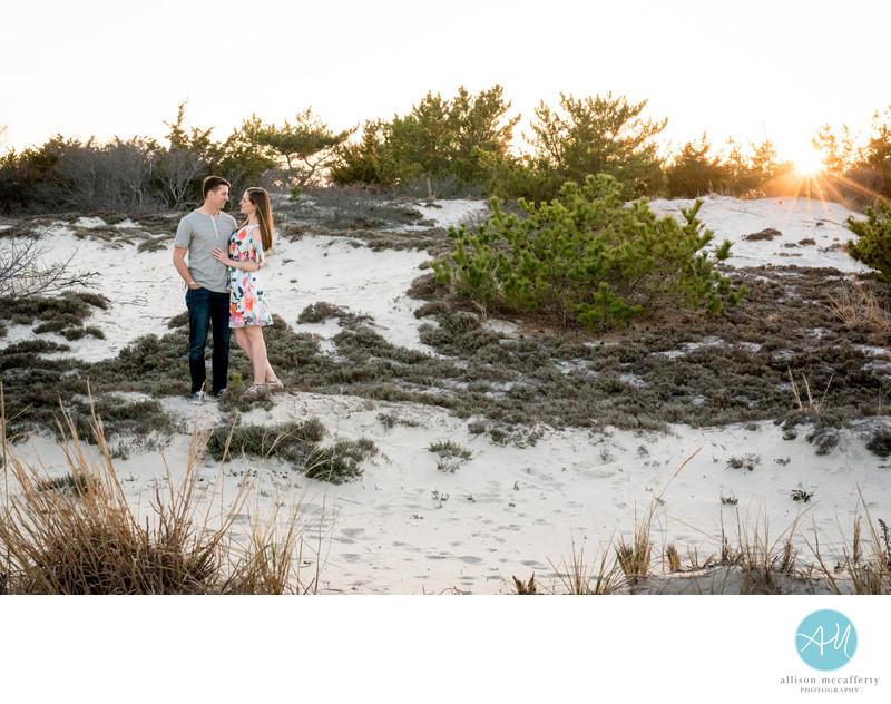 Jersey Shore Engagement Photographer