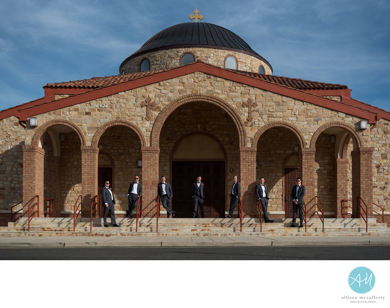 St. George Greek Orthodox Church Wedding Photography ...