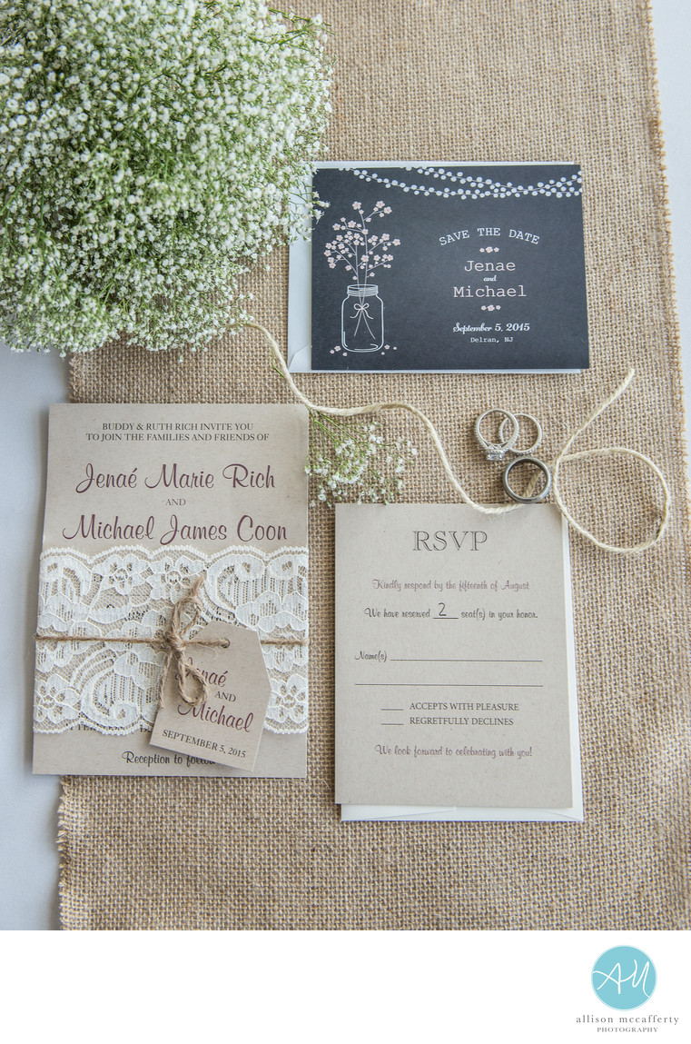 Wedding Photographer at Clarks Landing Delran