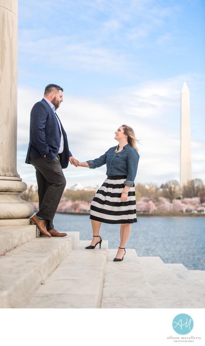 Engagement Photographer Washington DC