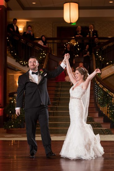 Collingswood Grand Ballroom Wedding Photos