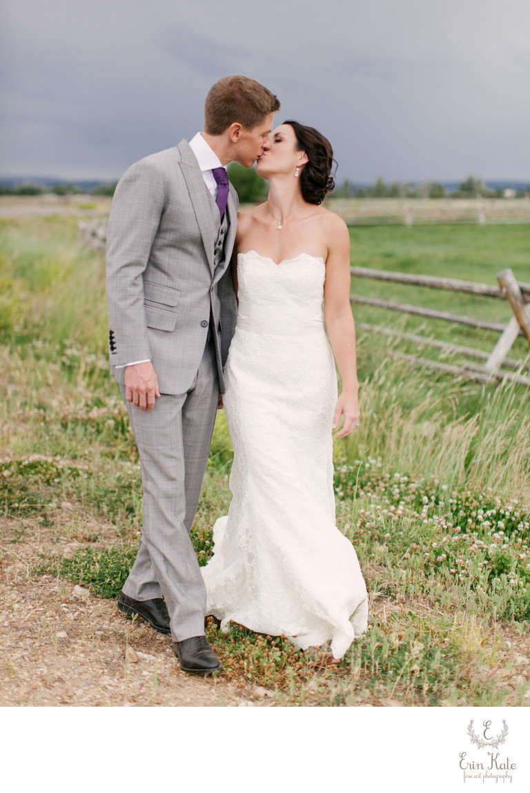 Utah Ranch Wedding Pictures