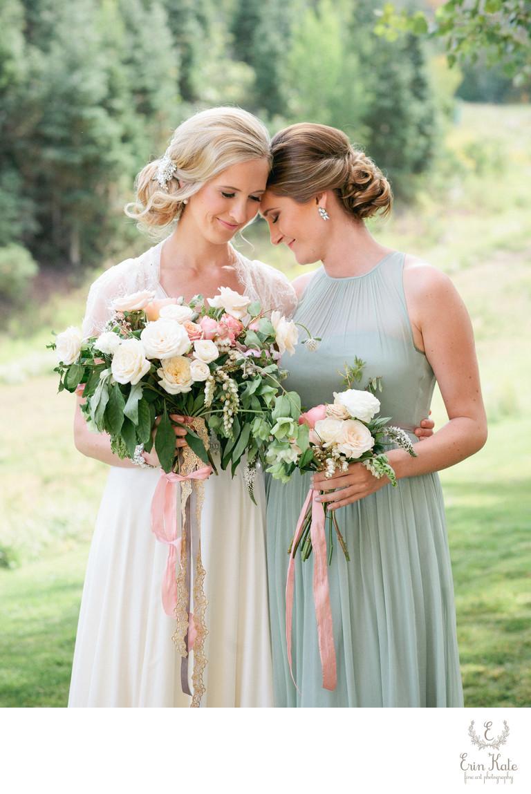 St. Regis Deer Valley Wedding Photo