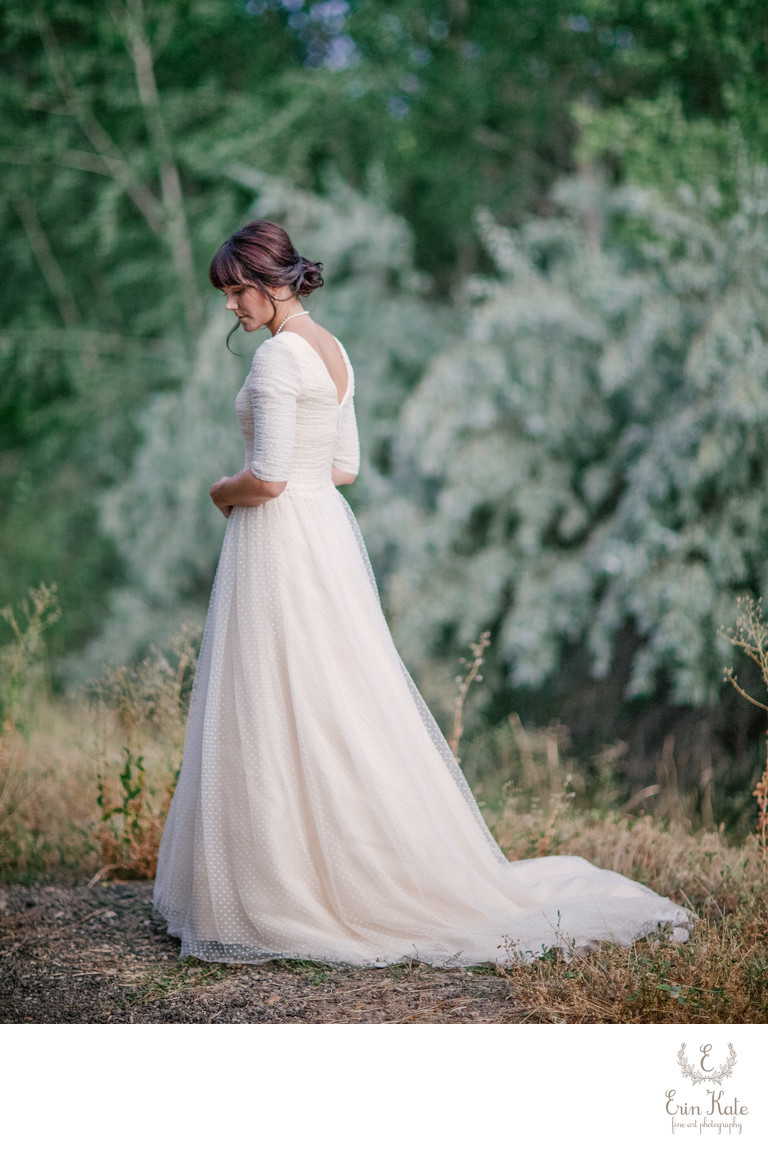 Utah Bridal Portrait Photography
