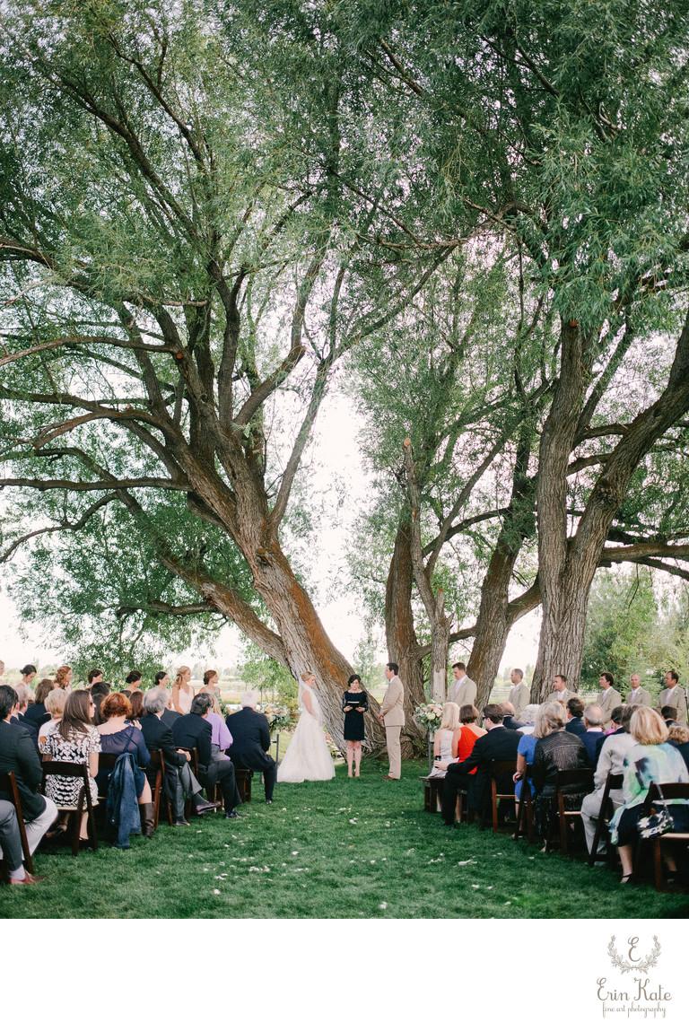 Best Ranch Wedding Ceremony Venues