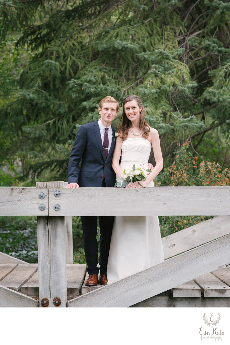 Elopement at Sundance Resort