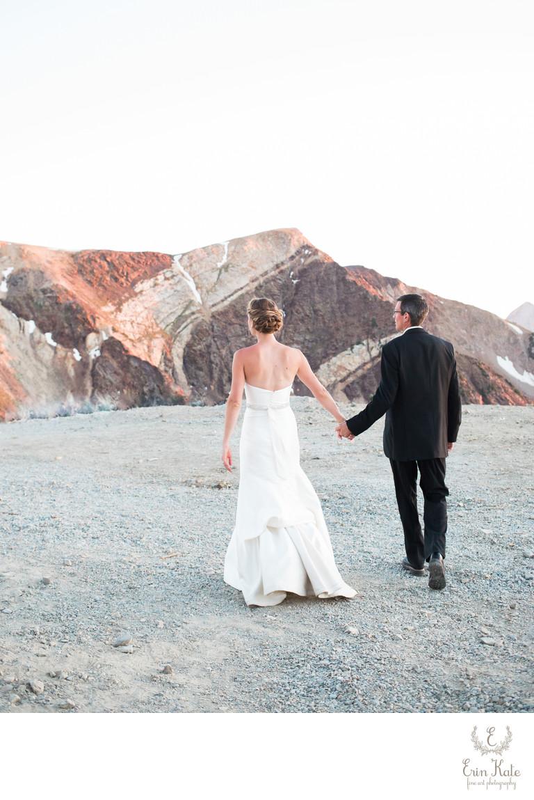 Snowbird Hidden Peak Wedding Photography