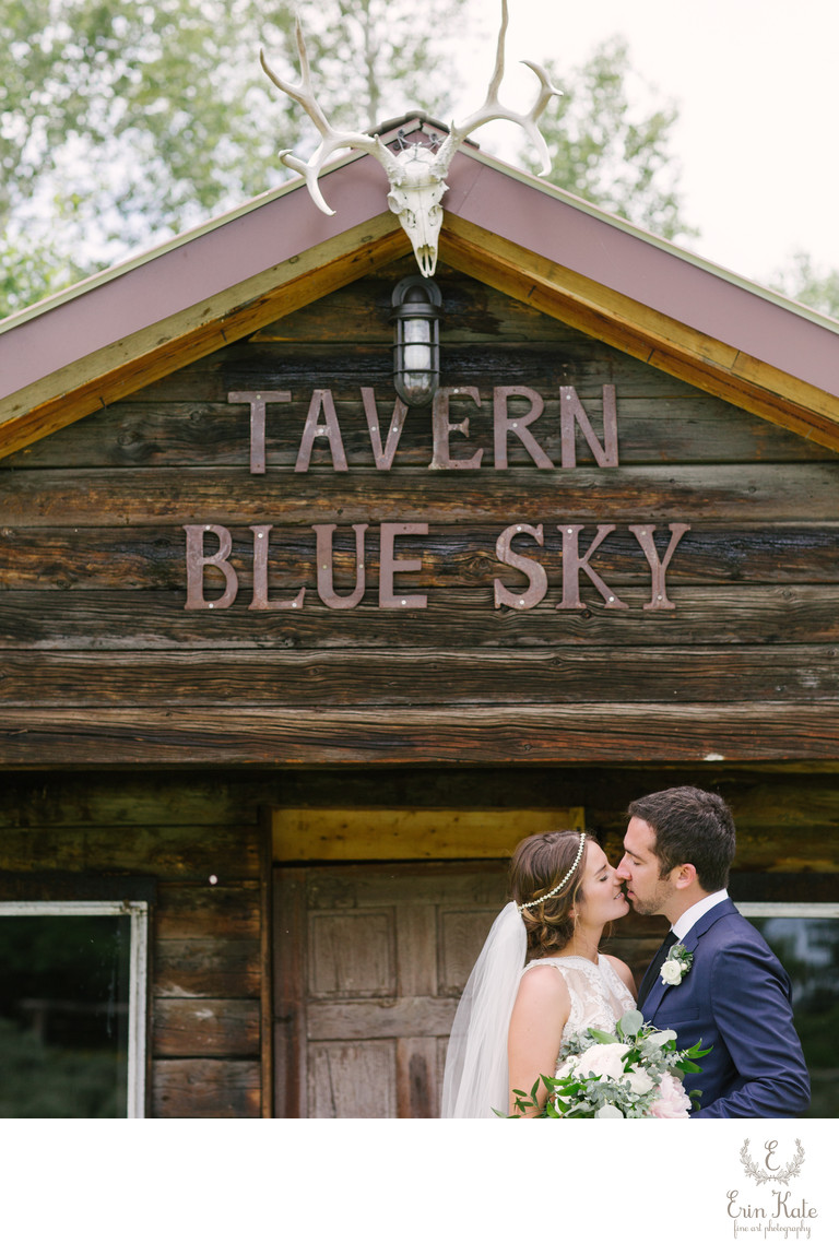 Best Blue Sky Ranch Wedding Photography
